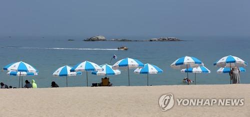 경포해수욕장[연합뉴스 자료사진]