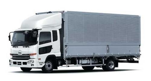 일본의 배송트럭