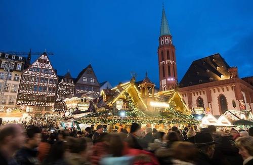 유럽의 크리스마스 분위기