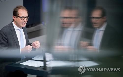 도브린트 독일 교통부 장관(EPA=연합뉴스)