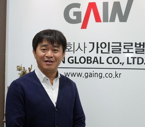 <중국동포 성공시대> (27) 이용섭 가인글로벌 대표