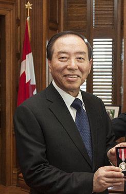 캐나다 태권도 대부 이태은 사범