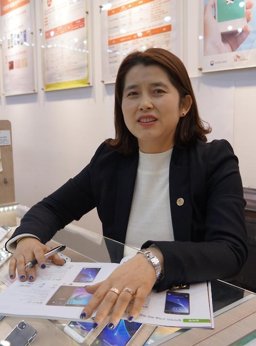 <중국동포 성공시대> (28) '북경전화국' 김애란 대표