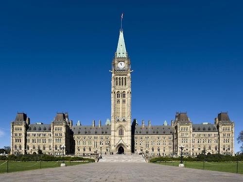 캐나다 의사당 [위키피디아]