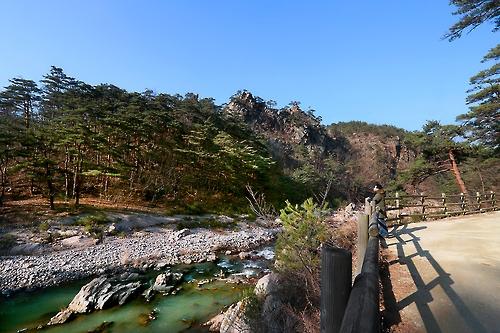 불영사 계곡