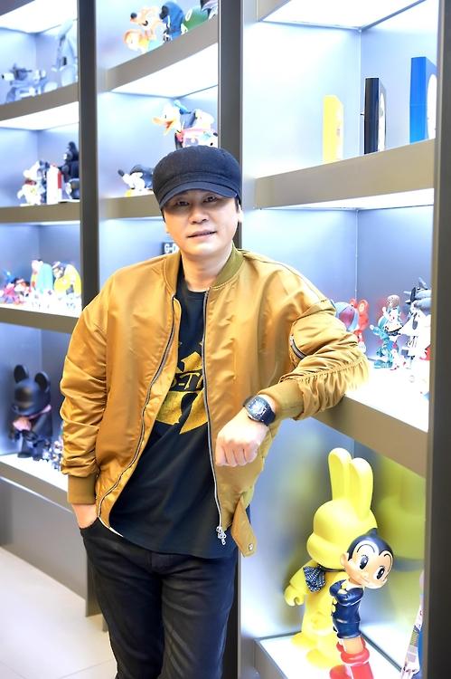 새로운 20년의 첫발 떼는 YG엔터테인먼트 양현석 대표 프로듀서