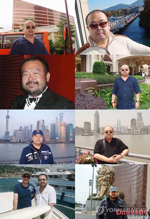 北 김정은 이복형 김정남, 말레이시아서 피살