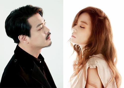 3월 결혼하는 윤우현과 최진이(오른쪽)