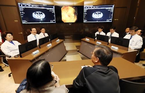 '왓슨' 진료 참여한 정세균 국회의장