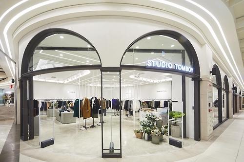 스튜디오 톰보이 강남 신세계백화점 매장