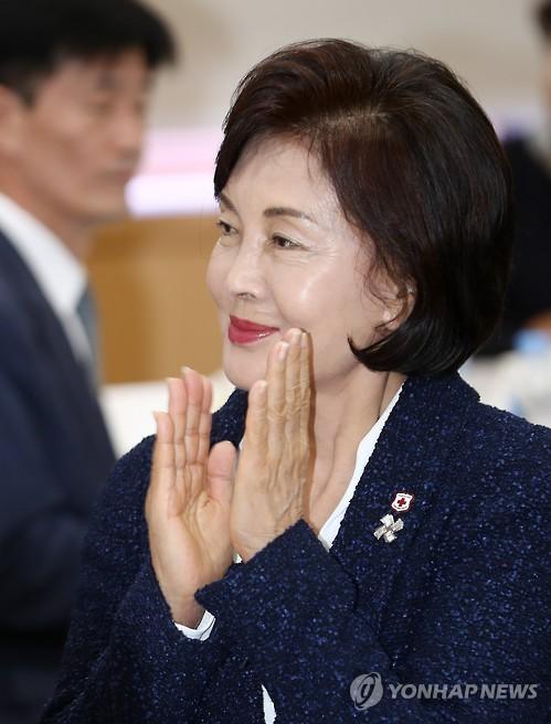 홍라희 전 삼성미술관 리움 관장