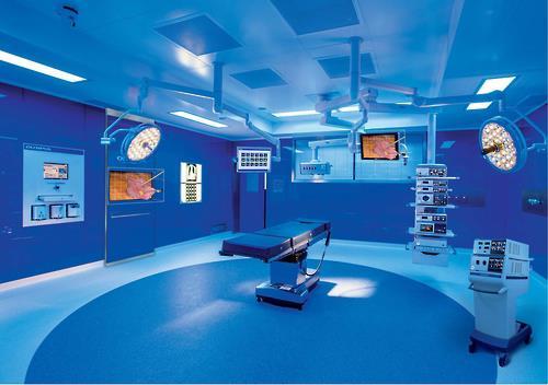 올림푸스 수술실 통합 시스템 '엔도알파'
