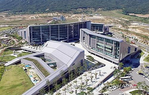 충남도청 전경 [연합뉴스 자료사진]