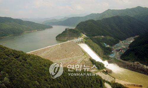 소양강댐 2006년 전경[연합뉴스 자료사진]