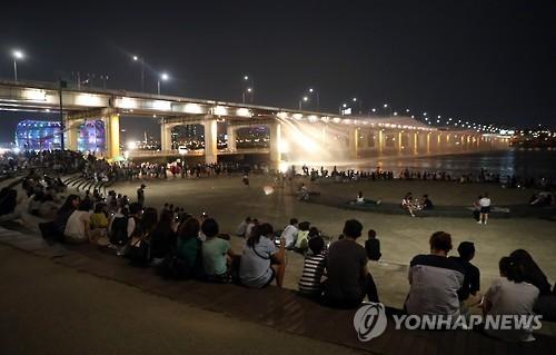 열대야[연합뉴스 자료사진]