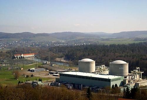 스위스 베츠나우 원전