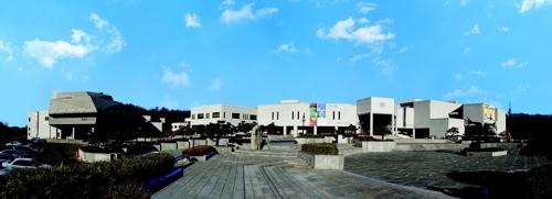 대구문화예술회관 전경