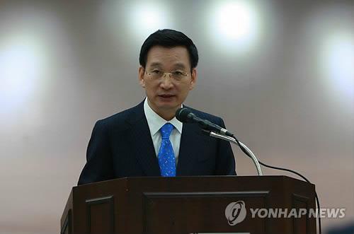 김상열 KLPGA 신임 회장[연합뉴스 자료사진]