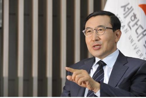 이승훈 세한대 총장