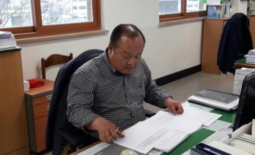 문윤원 영암군 농업정책팀장