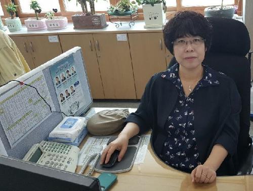 최귀숙 장수군 농업정책과 6차산업팀장