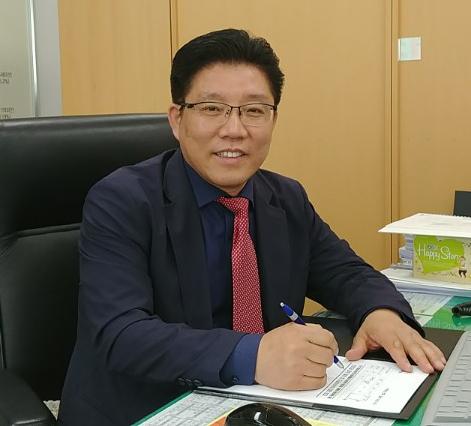 김명진 임실군 농업정책과장