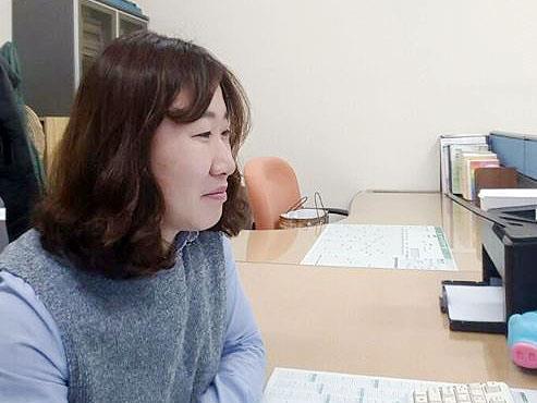 오정임 대전시 농업기술센터 농촌지도사