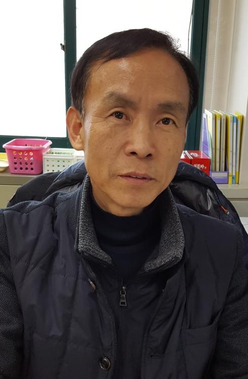 김남제 충북도 귀농귀촌연합회 사무국장