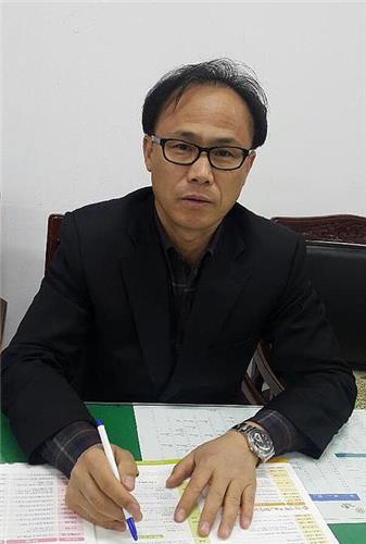 조창희 괴산군 농업정책팀장