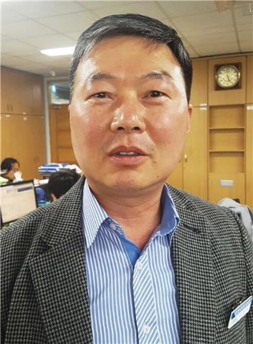 이현철 옥천군 농촌활력팀장