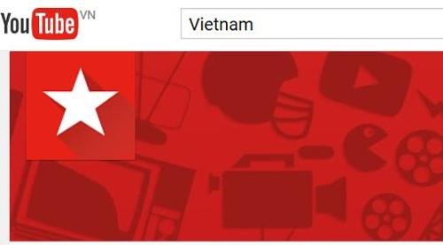 유튜브 베트남 검색화면[유튜브 캡처]