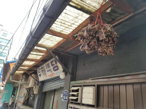 독특한 분위기를 자랑하는 코다리찜 음식점 '우화식당'