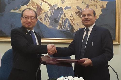 한국-인도, 조선 분야 방산협력 MOU 체결