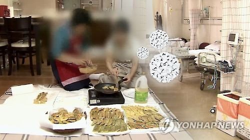 식중독 비상 CG [연합뉴스 자료사진]