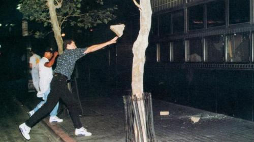 25년 전 4·29 LA 폭동 당시 현장