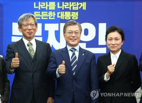 文, 집무실·관저 광화문으로…'광화문 대통령 시대' 청사진