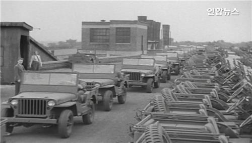 군사 작전을 위해 사용된 정찰용 차량, 윌리스 MB