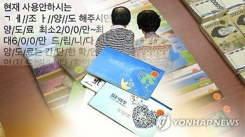 대포통장 범죄 cg [연합뉴스 자료사진]