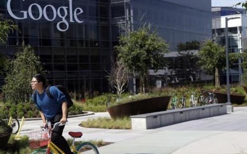 구글 모기업 알파벳의 캘리포니아 마운틴뷰 캠퍼스