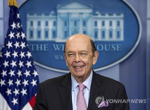 윌버 로스 미국 상무장관