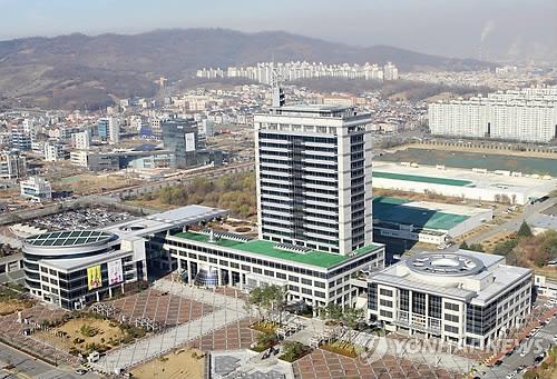 전북도청 전경 [연합뉴스 자료사진]