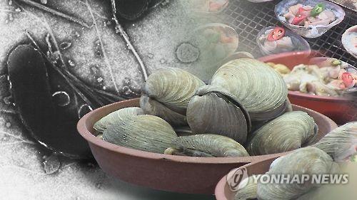 어패류 [연합뉴스 자료]