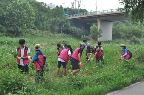 자투리 천으로 마스크 만들까…강남구 친환경 자원봉사 축제