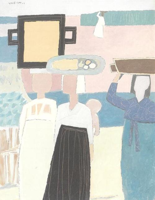 1953년 피란수도 부산의 미술계 대결 64년만에 재현
