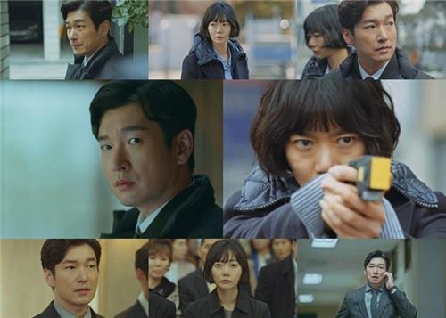 tvN '비밀의숲'