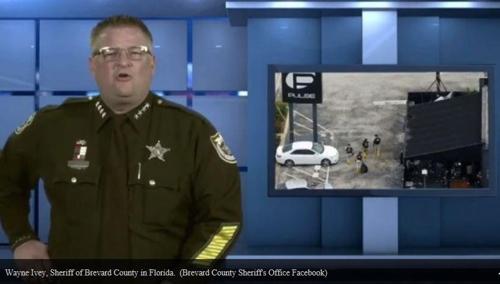 주민들에 무장 촉구한 미 경찰관