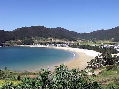 남해 상주은모래비치 [연합뉴스 자료사진]
