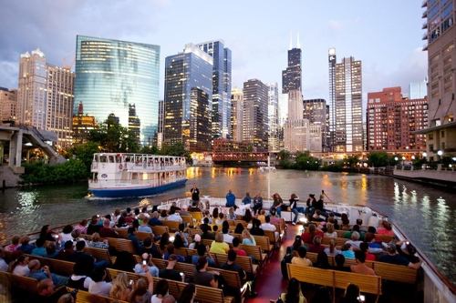 Downtown Chicago Sightseeing Tours
