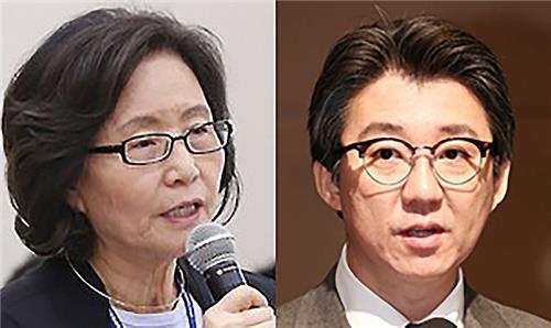 박명진 한국문화예술위원장·김세훈 영화진흥위원장
