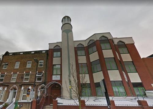 런던 북부 핀스버리 파크 모스크